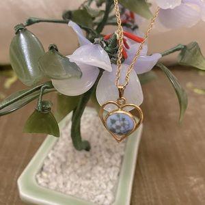 Vintage ELKA 12K Gold Filled Chain necklace